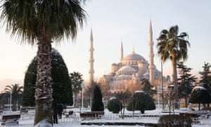 dafbcc17203 Skiing in Turkey: a long way from St Anton | Travel | The Guardian