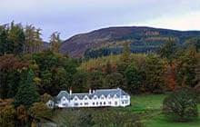 Dallick House, Glenalmond, Perthshire, Scotland