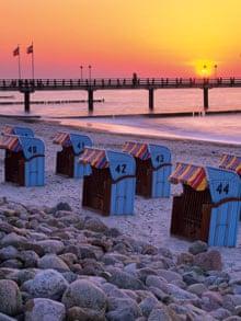 Germany Baltic beach