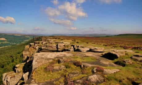Eastern Moors, Derbyshire