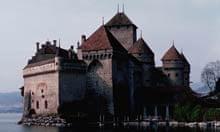 Chatillon Castle, Switzerland