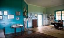 Robert Louis Stevenson's Home, Valima Museum, Mount Vaea, Samoa