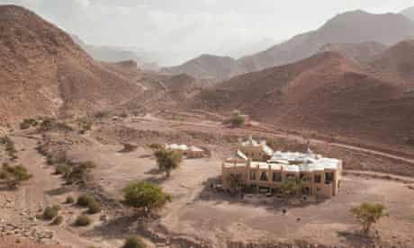 Feynan Lodge, Jordan