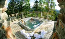 Ten Top Eco Ski Lodges And Hotels Travel The Guardian - 10 amazing quebec eco lodges