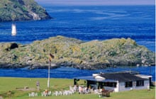 Calf of Man island, Sound of Man
