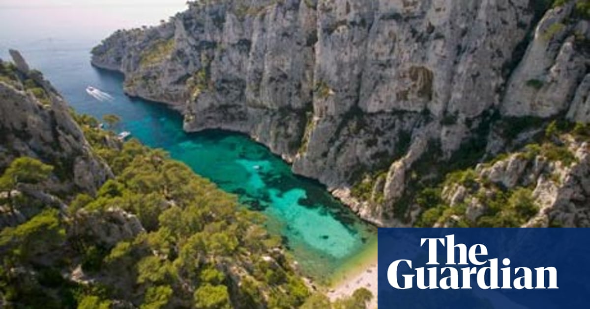 Walk On The Cote D Azur S Wild Side Travel The Guardian