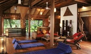 Golden Buddha Beach Resort, Koh Phra Thong, Thailand.