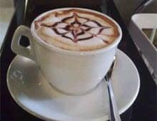 Cafe Divan, Milan, Italy