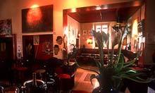 Le Trottoir bar, Milan, Italy