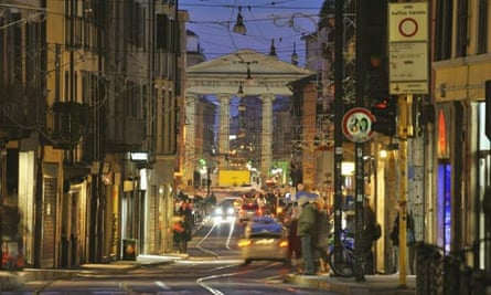 Corso di Porta Ticinese, Milan