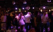 Bar latino, Metz