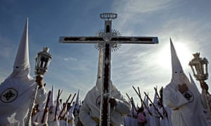 Easter Holy Week (Semana Santa) in Seville, Spain