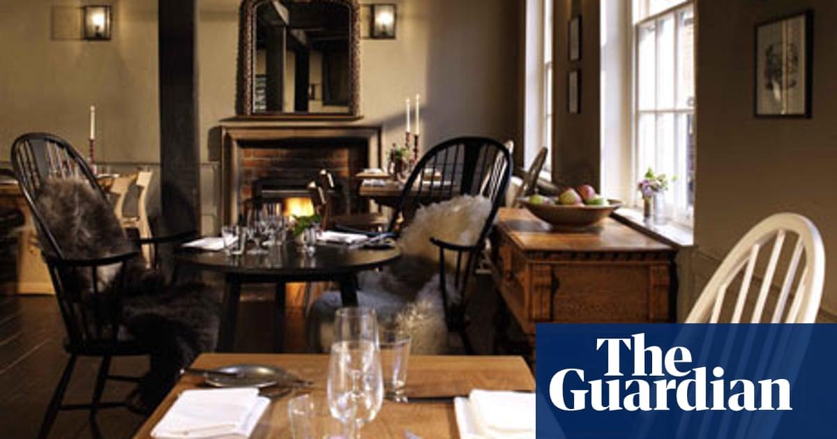 The Crown Amersham Buckinghamshire Hotel Review Travel