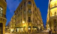 Place de l'Etoile in Downtown Beirut