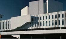 Finlandia Concert Hall by Aalto