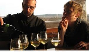Zidarich Winery near Trieste, Italy.