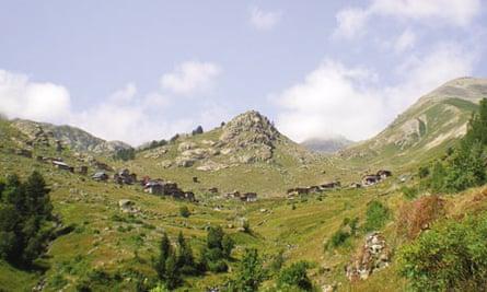 Kaçkar mountains., Turkey