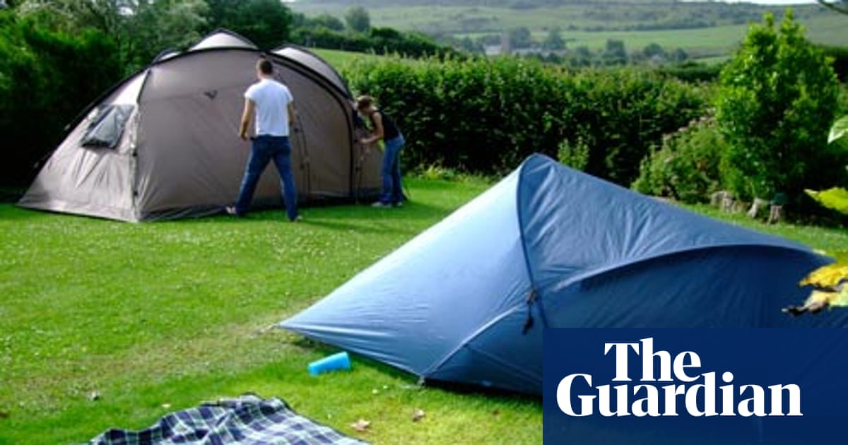 Small wonders: Britain's tiny campsites | Travel | The Guardian