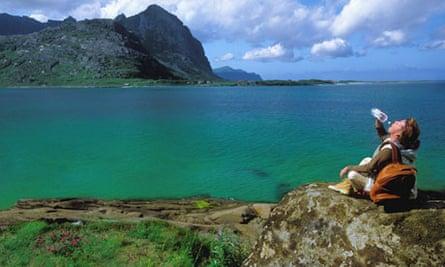 Norway's Lofoten Islands.