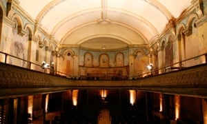 Wiltons Music Hall in Whitechapel, London, UK