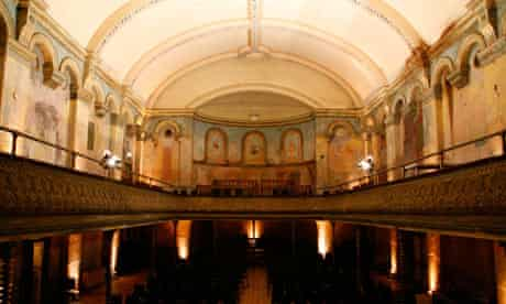 Wiltons Music Hall in Whitechapel, London, UK