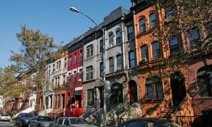 Harlem Brownstones