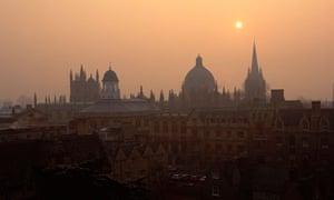 Buildings of Oxford