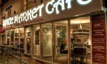 Spice Market Cafe, Sheffield