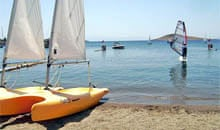 Ortakent beach, Turkey