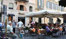 Ciampini gelateria, Rome
