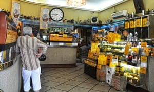 Caffe Sant'Eustachio, Rome