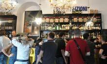 Amanda Ruggeri Freni e Frizione bar, Rome