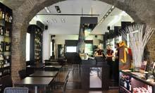 Palatium restaurant, Rome