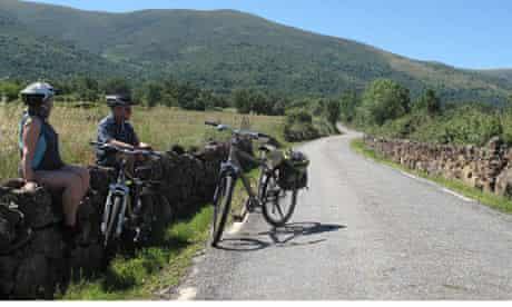 Cycling Spain's Via de la Plata