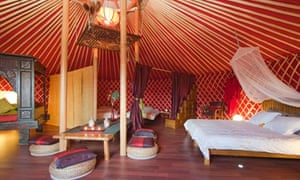 Glamping in Europe's top 10 luxury campsites | Travel | The