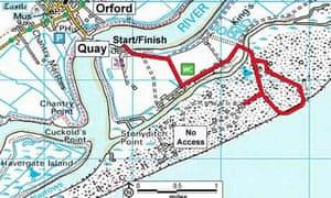 National Trust walks: Orford Ness, Suffolk