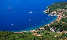 Lopud Island in Croatia