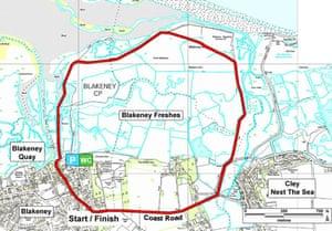 Blakeney Freshes, Norfolk