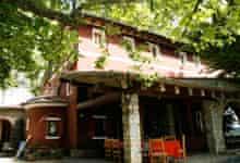 Casa Rossa trattoria, Italy's prosecco region