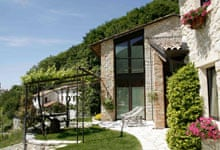 Relais Dolce Vista vineyard B&B, Italy's prosecco region
