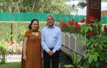 Mr and Mrs Mehra's homestay, Dehradun, India