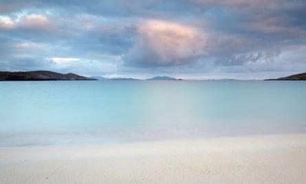 Huisinis beach, Isle of Harris, Scotland