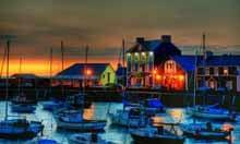 Harbourmaster Hotel, Aberaeron, Ceredigion, Wales