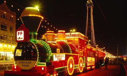 Blackpool Illuminations, Lancashire, England