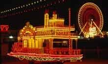 Show boat Blackpool illuminations