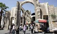 Souk Al-Hammidiye, Damascus, Syria