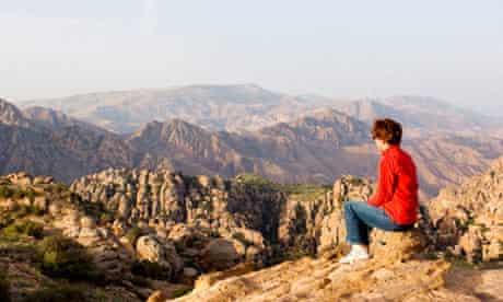 Get off the beaten track in Jordan.