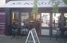 McKechnie's coffee bar, Stratford-upon-Avon