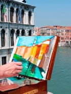 Learn to paint in Venice.