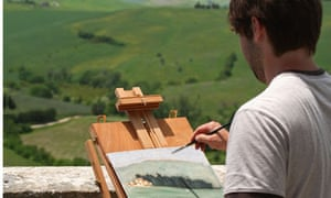 painting italy